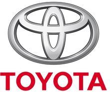 Toyota dashbord